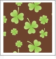 Luck of the Irish 07 - QuickStitch Embroidery Paper - One 8.5in x 11in Sheet - CLOSEOUT