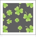 Luck of the Irish 08 - QuickStitch Embroidery Paper - One 8.5in x 11in Sheet - CLOSEOUT