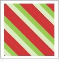 Diagonal Stripe 02 - QuickStitch Embroidery Paper - One 8.5in x 11in Sheet - CLOSEOUT