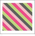 Diagonal Stripe 04 - QuickStitch Embroidery Paper - One 8.5in x 11in Sheet - CLOSEOUT