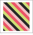 Diagonal Stripe 06 - QuickStitch Embroidery Paper - One 8.5in x 11in Sheet - CLOSEOUT