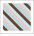 Diagonal Stripe 08 - QuickStitch Embroidery Paper - One 8.5in x 11in Sheet - CLOSEOUT