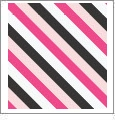 Diagonal Stripe 10 - QuickStitch Embroidery Paper - One 8.5in x 11in Sheet - CLOSEOUT