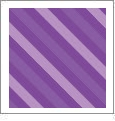 Diagonal Stripe 12 - QuickStitch Embroidery Paper - One 8.5in x 11in Sheet