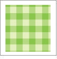Gingham 03 - QuickStitch Embroidery Paper - One 8.5in x 11in Sheet - CLOSEOUT