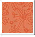 Floral Multi 01 - QuickStitch Embroidery Paper - One 8.5in x 11in Sheet - CLOSEOUT
