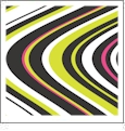 Big Wave 07 - QuickStitch Embroidery Paper - One 8.5in x 11in Sheet