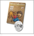 Dakota Collectibles 1000 Stock Embroidery Library - 2nd Edition