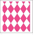 Diamonds Are A Girl's Best Friend 03 - QuickStitch Embroidery Paper - One 8.5in x 11in Sheet - CLOSEOUT