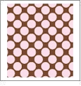 Dots 02 - QuickStitch Embroidery Paper - One 8.5in x 11in Sheet - CLOSEOUT