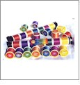 Solar Active Embroidery Thread - 7 Spool Starter Pack