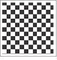 Checkers 01 - QuickStitch Embroidery Paper - One 8.5in x 11in Sheet