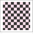 Checkers 06 - QuickStitch Embroidery Paper - One 8.5in x 11in Sheet - CLOSEOUT