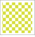 Checkers 08 - QuickStitch Embroidery Paper - One 8.5in x 11in Sheet