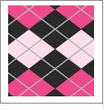 Argyle 08 - QuickStitch Embroidery Paper - One 8.5in x 11in Sheet