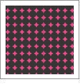 Dots Mini 05 - QuickStitch Embroidery Paper - One 8.5in x 11in Sheet - CLOSEOUT