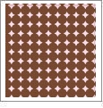Dots Mini 08 - QuickStitch Embroidery Paper - One 8.5in x 11in Sheet - CLOSEOUT