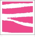 Zebra 03 - QuickStitch Embroidery Paper - One 8.5in x 11in Sheet- CLOSEOUT