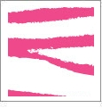 Zebra 04 - QuickStitch Embroidery Paper - One 8.5in x 11in Sheet - CLOSEOUT