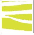 Zebra 05 - QuickStitch Embroidery Paper - One 8.5in x 11in Sheet - CLOSEOUT
