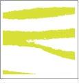 Zebra 06 - QuickStitch Embroidery Paper - One 8.5in x 11in Sheet - CLOSEOUT