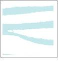 Zebra 08 - QuickStitch Embroidery Paper - One 8.5in x 11in Sheet - CLOSEOUT