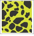 Cheetah 03 - QuickStitch Embroidery Paper - One 8.5in x 11in Sheet