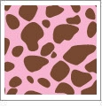 Cheetah 04 - QuickStitch Embroidery Paper - One 8.5in x 11in Sheet