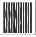 Wavy Stripes 03 - QuickStitch Embroidery Paper - One 8.5in x 11in Sheet - CLOSEOUT
