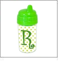 Toddler Cup - 10oz. Acrylic Embroidery Blank - Green - CLOSEOUT