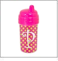 Toddler Cup - 10oz. Acrylic Embroidery Blank - Hot Pink