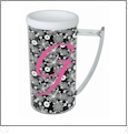 Snap Stein Acrylic Mug Embroidery Blank