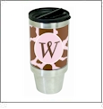 Stainless Steel Travel Tumbler Acrylic Embroidery Blank