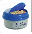 Snack Holder - 12 oz Acrylic Embroidery Blanks - Blue