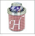 Stainless Steel Can Cooler Acrylic Embroidery Blank - CLOSEOUT