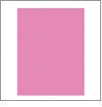 Fuchsia - QuickStitch Embroidery Paper - One 8.5in x 11in Sheet - CLOSEOUT