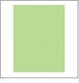 Lime - QuickStitch Embroidery Paper - One 8.5in x 11in Sheet- CLOSEOUT
