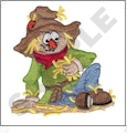 Scarecrows Embroidery Designs by Dakota Collectibles on a CD-ROM 970215