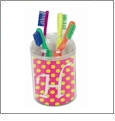 Toothbrush Holder Acrylic Embroidery Blank - CLOSEOUT