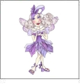 Very Fairy I by Loralie Designs Embroidery Designs on a Multi-Format CD-ROM 630092