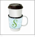 Coffee Sleeve With Handle - Acrylic Embroidery Blank