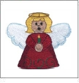 Christmas Pack 16 Embroidery Designs by Dakota Collectibles on a CD-ROM