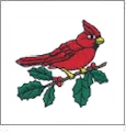 Christmas Pack 1 Embroidery Designs by Dakota Collectibles on a CD-ROM