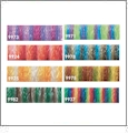 8 New Multicolor Isacord Polyester Embroidery Thread Kit - 2010 Release Date
