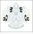 The OESD Christmas Collection 2010 - Collection Three Embroidery Designs on a Multi-Format CD-ROM CLOSEOUT