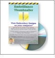 Embrilliance Thumbnailer Embroidery Software