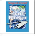 Magnet-Ficent Invisible Quilt Hanger For Quilts Up To 48""