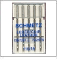Schmetz Leather Sewing Needles 110/18 - 5 Needle Pack