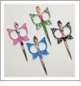 Embroidery Angels Limited Edition Embroidery Scissors Complete Collection
