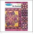 GO! Be Dazzled Collection Multi-Format Embroidery Design Pack by Sarah Vedeler Designs